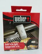Genuine Weber 7661 Handle Grill And039n Go Light 4052
