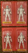 Star Wars Clone Trooper Army Builder Lot 4 Soldat-clone Lee's Toy Review Offer