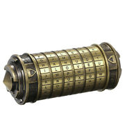 Code Toys Metal Cryptex Locks Wedding Gifts Valentinesand039s Day Gift Password H4e1