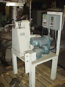 5 Hp Tri-homo Stainless Steel Colloid Mill 1 Inch Tri-clamp