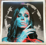 Insane 51 Signed Pride Limited Edition 3d Numbered Seven Deadly Sins Insane51