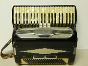 Petosa Accordion Model Roma Made In Italy Used Condition