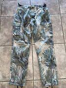 Cabelas Camo Open Country Pants Mens 36 Tall