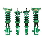 Tein Flex Z Coilovers Upper Mount Front Camber Pillow Ball For 17-20 Honda Civic