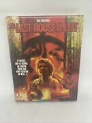Arrow Video Wes Craven Last House On The Left New Sealed Blu Ray 1972 Version