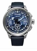 Citizen Eco-drive Limited Edition Gps Satellite Wave F900 48mm Watch Cc7000-01l