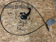 Mercruiser Quicksilver 3000 Series Throttle Shift Control Assembly Shifter Cable