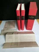 Rare Books - The Paul M. Fekula Collection A Catalogue Volumes I And Ii W/letters
