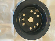 62-80 Chevy Corvette 327/350 Crankcase Pulley Double Groove