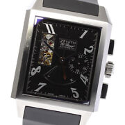 Zenith Grand Port Royale 03.0550.4021 Black Dial Automatic Menand039s Watch_617474