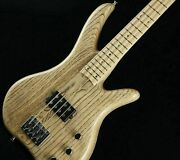 Phoenix Ph Ii-4 Mo Used Ash Body Maple Fingerboard Antique Natural Softcase