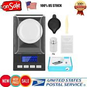 High Precision 0.001g Pocket Jewelry Scale Mini Portable With Led Display 20g