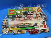 Lego Ninjago 70505 Temple Of Light Complete In New Packages With Instrucitons