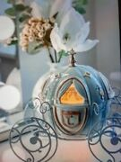 Scentsy Disney Cinderella Carriage Warmer Nib Sold Out And So Beautiful