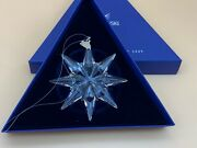 Christmas Star Ornament 2009. Boxed Top Condition
