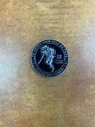 25 Year Veterans In Recovery Aa Chip Sobriety Coin With Third Step Prayer Rear