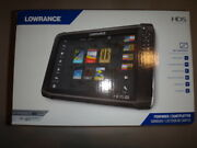 Lowrance Hds 12 Touch Insight Carbon Gps/fishfinder Navico