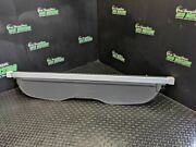 09 10 11 12 13 Subaru Forester Trunk Cargo Cover Privacy Shade Black Oem