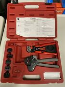Mac Tools Tct800-ms Master Crimping Tool Set Wire Stripper Pliers Etc.