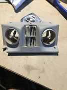 64 65 66 Chevy Pickup Air Conditioning Dash Bezel Oem Truck A/c Vent 3840708-1-a