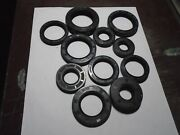 1000 Tc Oil / Dust Shaft Seal With Spring Made To Order Delivery Within 30 Days