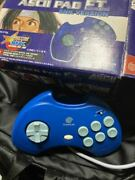 Sega Dreamcast Ascii Pad Fighting Type Special Snk Version With Box