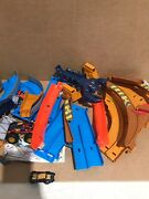 Hot Wheels Monster Trucks Set - Complete And Fully Working - Free Uk Postage