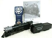 Lionel Ho Scale Santa Fe Berkshire 4103 Tender And Remote From Cajon Set 871811040