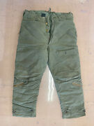 Army Airforces Flight Trousers Vintage Size 38