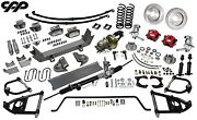 1954 54 Chevy Gmc 1/2 Ton Truck Ultimate Performance Package Mustang Ii Ifs Kit