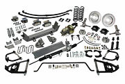 1954 Chevy 1/2 Ton Truck Ultimate Performance Package Mustang Ii Ifs Suspension