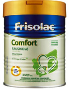 8 Tin Frisolac Comfort 400g Reduce Baby Constipation And Baby Colic