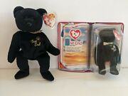 Ty Rare The End Beanie Baby. Along With The Mcdonald's Beanie Baby Edition.