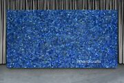 24 X 48 Inches Hand Made Dinette Table Top Blue Stone Coffee Table Home Assents