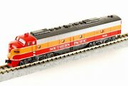 Kato N-scale 176-5307 Emd E8/9a Southern Pacific 6018 Made In Japan Rare