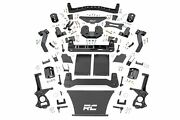 Rough Country 6in For Chevy Suburban Suspension Lift Kit 2021