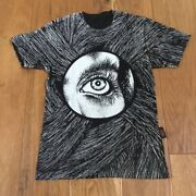 Pushead 90and039s Vintage T-shirt S Size New Unused Buttstain Zolac Lifeand039s A Beach
