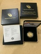 2016w-100th Anniversary Of The National Park Service Gold Proof Coin,mint,coa