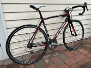 2007 Specialized S-works Tarmac Sl Carbon 54cm Duraace And Ultegra Good Shape