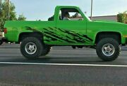 Large Mud Splash Decals For Any Trucks Off-road Graphics 4x4 Mt For Cars Trucks
