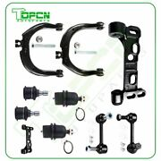 Complete Brand Qty10 Front Suspension Fits 2004-2007 Gmc Envoyand Envoy Xuv/ Xl