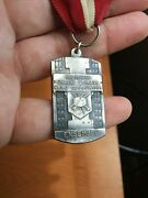 Illinois Grade School Band Assand039n District Ensemble Medal Early Century