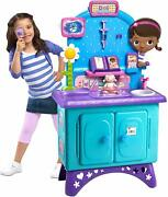 Doc Mcstuffins Get Better Checkup Center Playset 9 Pieces Brand New In Box