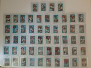 1972 Kelloggs Baseball Cards Complete Set Of 54 Pristine Mint Clemente Mays
