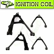 New 4pcs Set Front Suspension Parts Control Arms For 2000-2006 Gmc Yukon Xl 1500