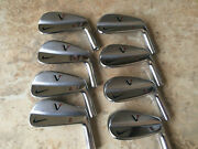 Rare Tour Issue Nike Oven Tw V10 3-pw Tour Issue Serial Cfxxx Heads Only