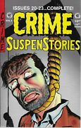 Ec 1998 Crime Suspenstories Annual 5 - In The Groove - 9.4 Near Mint