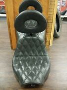 Corbin Heated Dual Tour Seat For Twin Cam Softail Breakout
