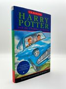 Harry Potter And The Chamber Of Secrets - 1st Edition - Rowling 1998 Bloomsbury