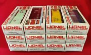 Lionel O Vintage Freight Car Lot 9400 Series
